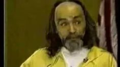 Charles Manson Epic Answer (Full Answer) - YouTube
