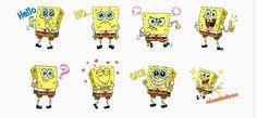 Ticker spongebob squarepants
