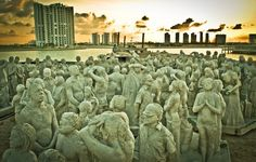 Overview + Latest Works - Underwater Sculpture by Jason deCaires Taylor