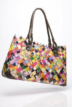 Ollin Arm Candy Tutti Frutti Weekender Shoulder Bag