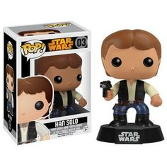 Funko Pop! Han Solo Star Wars Vinyl Figure