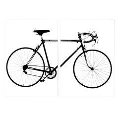 Världsmästarcykeln poster, 2 st XL – Jollygoodfellow – Köp online på Rum21.se
