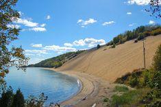 Tadoussac dunes, Tadoussac, Quebec
