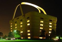 The Longaberger Basket Building