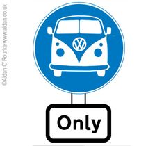 only vw bus