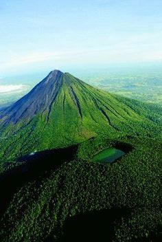 Cerra Chato & Arenal Volcano Costa Rica