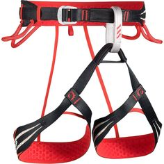 CAMP USA - Flash Harness - Red
