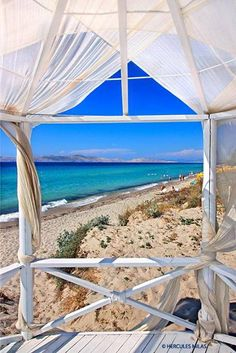 Beach in Marmari, Kos, Greece