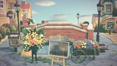 Animal Crossing 3ds, Animal Crossing Villagers, Animal Crossing Qr Codes Clothes, Animal Games, My Animal, Acnl Paths, Motif Acnl, Ac New Leaf, Motifs Animal