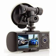 Caméra voiture vision de nuit - localisation GPS