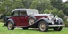Park Ward Rolls-Royce Phantom II Touring Saloon