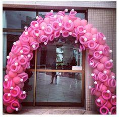balloon arch #balloon #arch #decor