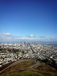 San Francisco // TwinPeaks