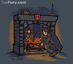 Get This Parody Doctor Who / Harry Potter Design now at TeeFury.com! Available in Men and Women's sizes. @teefury