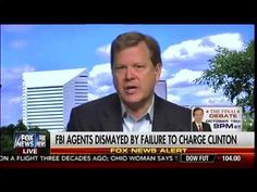 FBI Revolt Within: Agents Are Pissed Off at Comey for Not Charging Clinton - 10/13/16 - YouTube