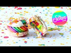 YAY! GAY! MACARONS - The Scran Line - YouTube
