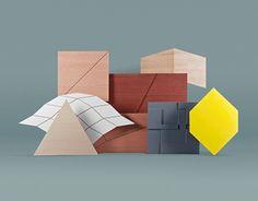 Prokk - multi-functional wall panels.Prokk