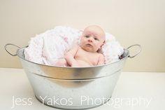 my sweet friend Jamis baby Jillian taken by Jess Yakos!
