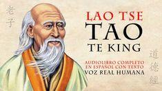 "Lao Tse - Tao Te King (Audiolibro Completo en Español Con Texto) ""Voz Re..."