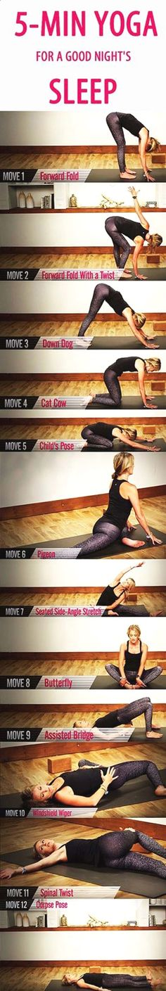 Easy Yoga Workout - Yoga Workouts to Try at Home Today - Five-Minute Yoga Routine For A Good Nights Sleep- Amazing Work Outs and Motivation for Losing Weight and To Get in Shape - Up your Fitness, Health and Life Game with These Awesome Yoga Exercises You Can Do At Home - Healthy Diet Ideas and Products You Can Do Without a Gym Membership - Namaste, Yall - thegoddess.com/yoga-workouts-at-home Get your sexiest body ever without,crunches,cardio,or ever setting foot in a gym  #YogaExercises