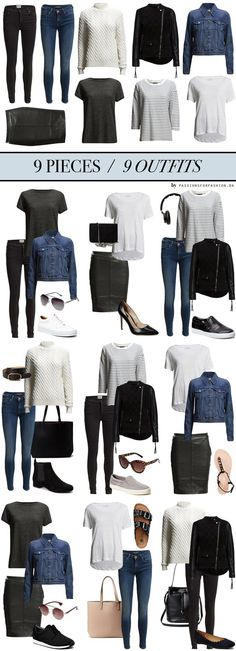 Contains affiliate links: black jeans/Twist & Tango HERE, blue jeans/Maison… Mode Outfits, Fall Outfits, Casual Outfits, Fashion Outfits, Packing Outfits, School Outfits, Packing Ideas, Travel Outfits, Travel Fashion