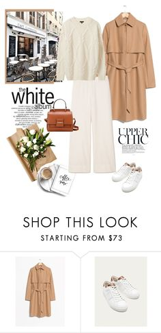 """Weekend outfit"" by nadi ❤ liked on Polyvore featuring Merida and Massimo Dutti"