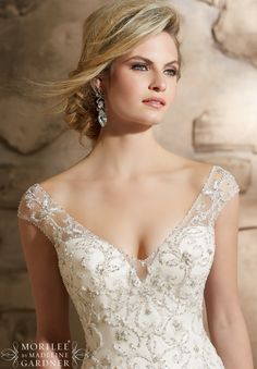 Mori Lee Wedding Dresses - Style 2788 [2788] - $1,180.00 : Wedding Dresses, Bridesmaid Dresses, Prom Dresses and Bridal Dresses - Best Bridal Prices