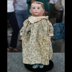 Early 1900s Alabama Indestructible Doll  on Antiques Roadshow