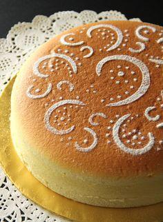 Cotton Soft Japanese Cheesecake Recipe - RecipeChart.com