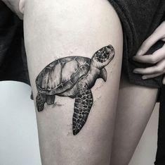 Magazine - Top 20 des tatouages tortue - Allotattoo