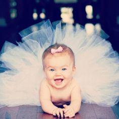 Aww dancer baby:)