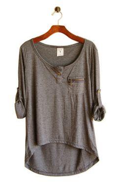 Perfect Shirt, Charcoal - Conversation Pieces ($20-50) - Svpply