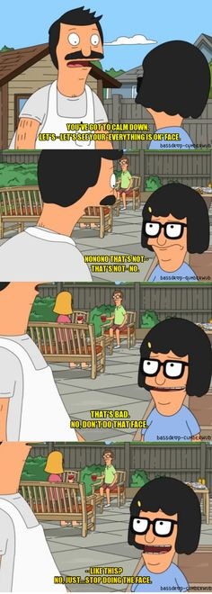 "Family means being there for emotional support. | 31 Things ""Bob's Burgers"" Can…"