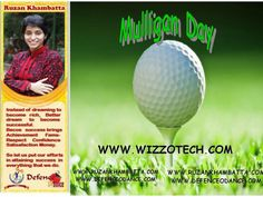 Mulligan Day Give yourself a second chance on Mulligan Day. Whether it is a former relationship with a friend or loved one an old hobby that you abandoned or a past mistake that needs rectifying you can give it another go on Mulligan Day.  #RuzanKhambatta #Day #specialcelebration #PoliceHEART1091 #PoliceHEART #Entrepreneur #Celebrate #WorldDay #National #NationalDay #InternationalDay #International #UN #US #SpecialDay #India #MulliganDay