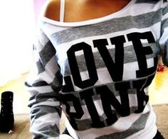 Slouchy top... Total comfy..<3..WANT I love this!