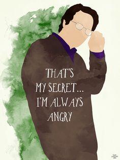 That's my secret #quotes | The Avengers #fanart