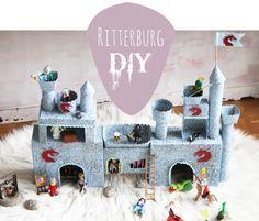 Riiterburg zum Selberbasteln - DIY