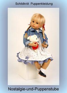 Schildkröt Puppenkleidung von Elena Sauer, Sommerkleid... nur 75.90 EUR