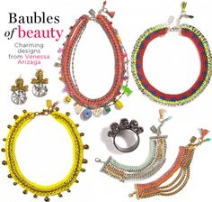 Beautiful Baubles indeed!