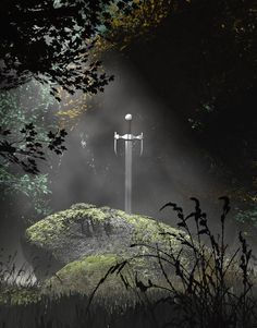 """""""He who draws the sword from the stone, he shall be king..."""" T. H. White and Gillian Bradshaw are two of many writers who have done a fine job of bringing the Arthurian legends to life."""