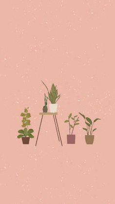 53 Ideas for flowers illustration simple Tumblr Wallpaper, Cartoon Wallpaper, Screen Wallpaper, Wallpaper Backgrounds, Iphone Wallpaper, Graphic Wallpaper, Flowers Illustration, Illustration Art, Illustrations