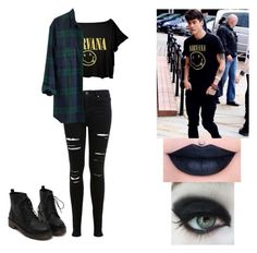 """""""my date with Calum Hood"""" by fashions-for-fandoms ❤ liked on Polyvore featuring Miss Selfridge and Madewell"""