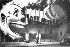 I went here as a very young child and had nightmares for weeks.....