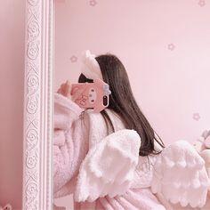 Angel Wings Backpack Japanese Style Lolita Dress Up Party gift kawaii Angel Wings Backpack Japanese Style Lolita Dress Up Party Baby Pink Aesthetic, Angel Aesthetic, Aesthetic Girl, Aesthetic Clothes, Kawaii Room, Kawaii Girl, Kawaii Fashion, Cute Fashion, Lolita Fashion