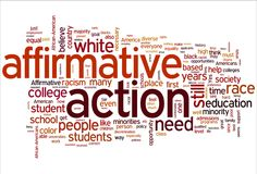 Research paper on affirmative action in college admissions
