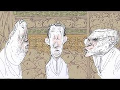 1 Minute in Heaven. In a riff on 7 Minutes in Heaven, Mitt Romney, Barack Obama, Rick Santorum and more meet their fiscal soulmates. Animation by Steve Brodner for The Washington Spectator. Watch more of Brodner's satirical political videos here:  http://washsp.ec/LgOrdx