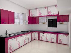 Kitchen Interior Design In Hyderabad Bathroom Ideas Kitchen Ceiling Design, House Ceiling Design, Room Door Design, Luxury Kitchen Design, Kitchen Room Design, Contemporary Kitchen Design, Moduler Kitchen, Hall Interior Design, Modern Interior
