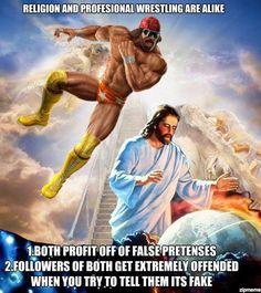 Religion And Wrestling