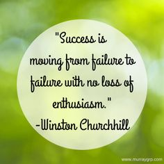 Failure with Enthusiasm #success #motivation #inspiration