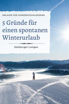 Jeder Mensch liebt und braucht Urlaub – da sind wir wohl alle einer Meinung. Auszeiten sind wichtig für Körper, Geist aber auch für die Seele und versorgen uns mit neuer Energie sowie Motivation für den Alltag. Du fühlst dich im Moment ausgelaugt und urlaubsreif – dann gönn dir einen spontanen Winterurlaub im Salzburger Lungau. Hier findest du fünf gute Gründe dafür:  Foto: ©Rene Schulthoff Moment, Waves, Motivation, Beach, Outdoor, Pictures, Winter Vacations, Time Out, Ghosts